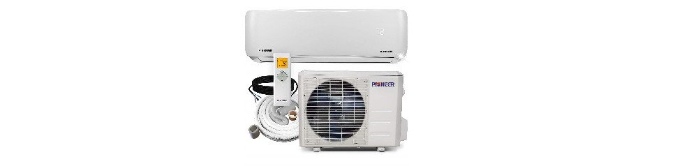Pioneer 12,000 BTU Mini-Split Air Conditioner & Heat Pump (WYS012-17) Review