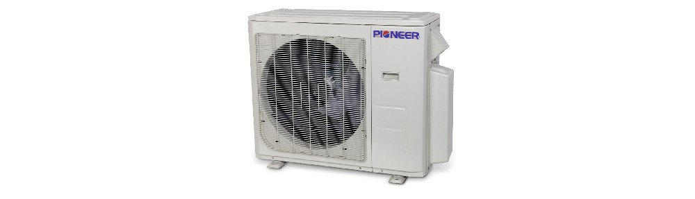 Pioneer YN Series 36,000 BTU Multi-Split Heat Pump Quad Unit (4 Zone) Review