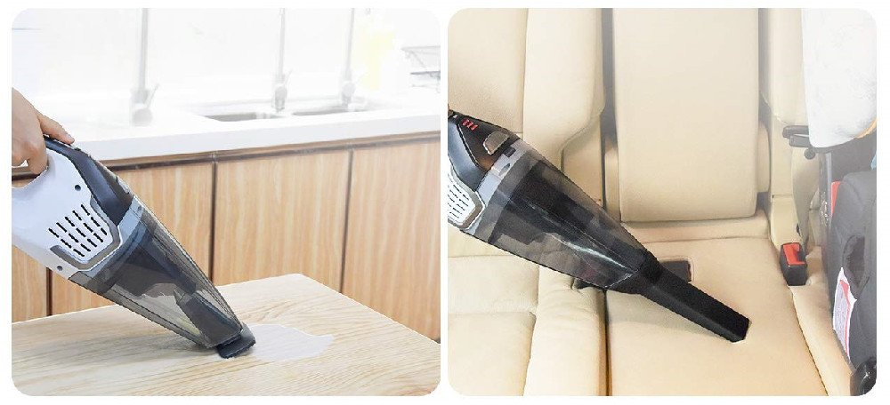 BLACK+DECKER vs. Homasy Handheld Vacuum