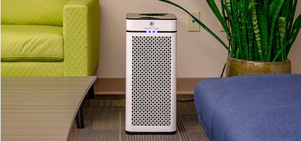 Medify MA-40 Medical Grade True HEPA Air Purifier