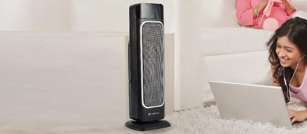 Comfort Zone Oscillating Space Heater Review