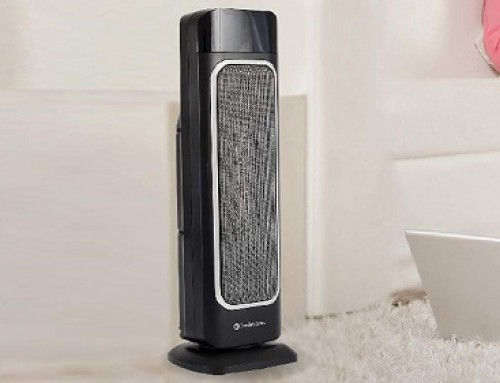 🥇 Comfort Zone Oscillating Space Heater Review