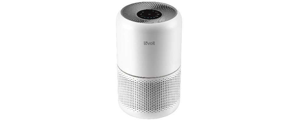 Levoit Core 300 Air Purifier Review for Home Allergies