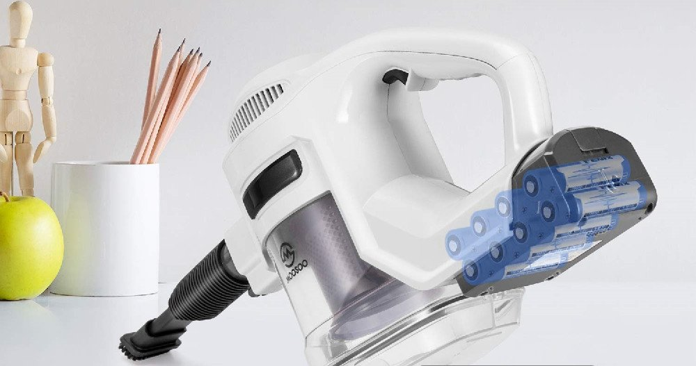 MOOSOO Cordless Stick Vacuum Cleaner Review