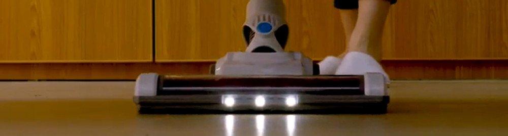 MOOSOO vs. JASHEN Stick Vacuum