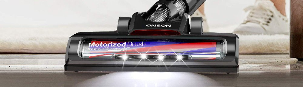ONSON Stick Vacuum Cleaner Review