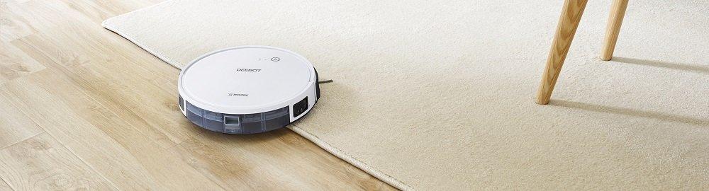 ECOVACS DEEBOT Smart Robotic Vacuum Cleaner