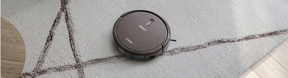 Ecovacs Deebot Robotic Vacuum Cleaners