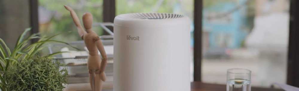 LEVOIT Air Purifier for Home with HEPA Filter