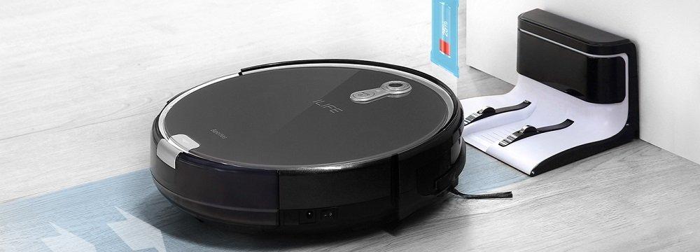 ILIFE A8 Robotic Vacuum