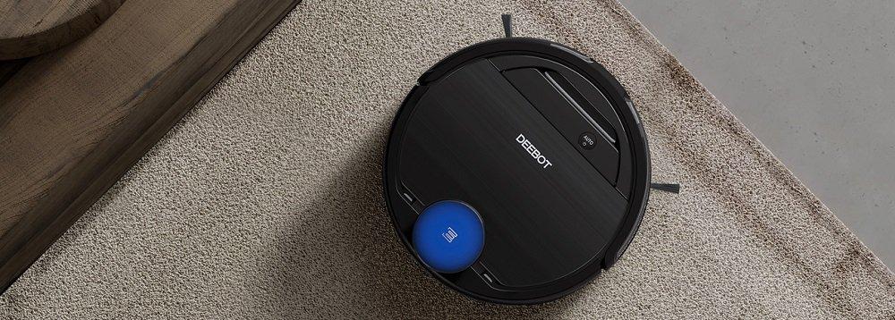 Ecovacs Deebot Ozmo 960 Robot Vacuum Review Householdme