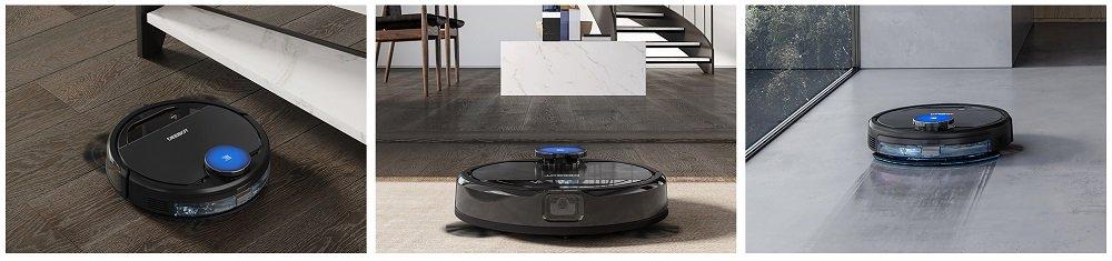 Ecovacs Deebot Ozmo 960 Robot Vacuum Mop