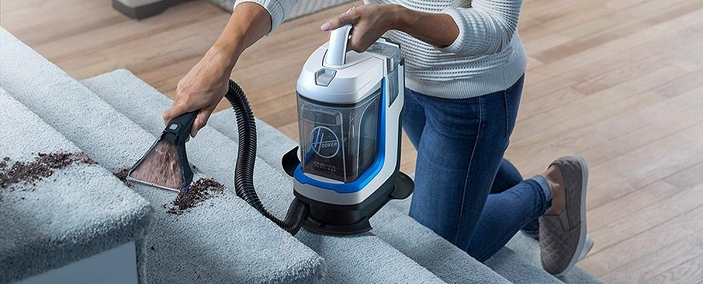 Hoover Onepwr Spotless Go Cordless Spot Cleaner Bh12001 Review