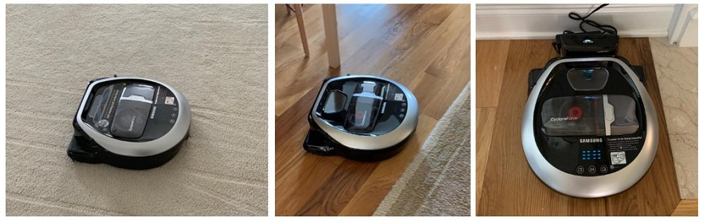 Samsung POWERbot R7260 Plus Robot Vacuum Review