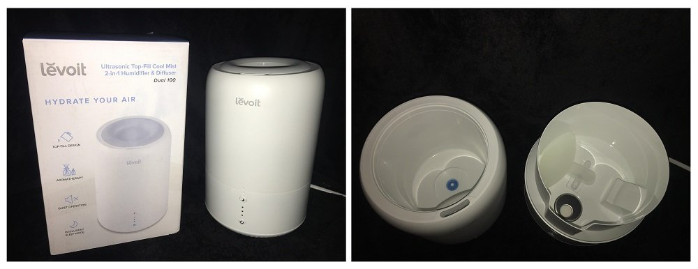 LEVOIT Humidifiers for Bedroom Review