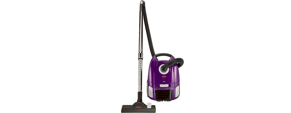 Bissell Zing Lightweight, Bagged Canister Vacuum 2154A