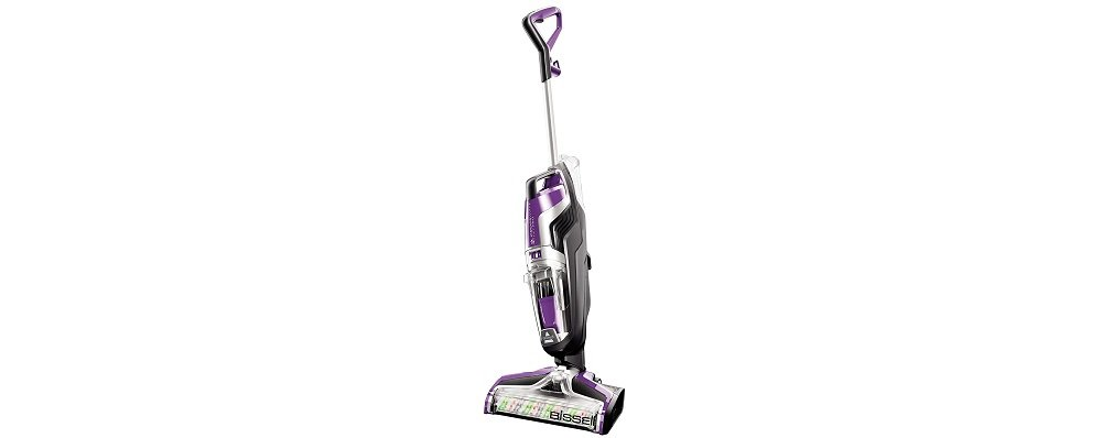 BISSELL 2306A Crosswave Pet Pro Wet Dry Vacuum Cleaner Review