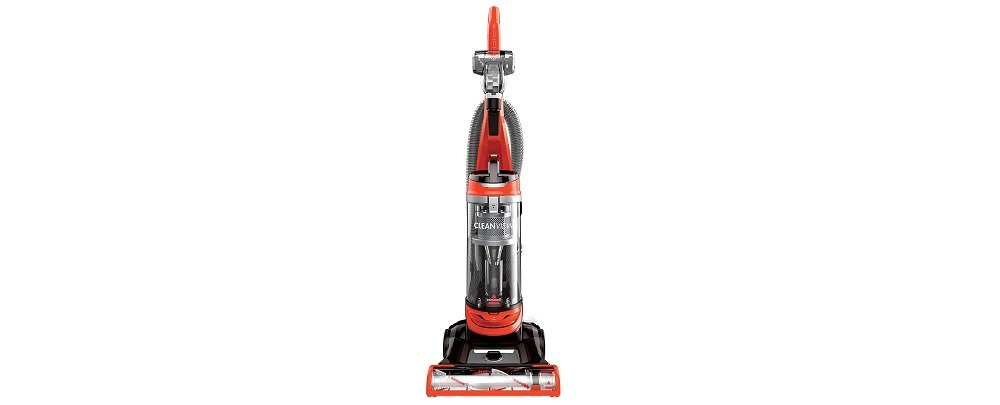 Bissell 2486 Cleanview Bagless Upright Vacuum Cleaner Review