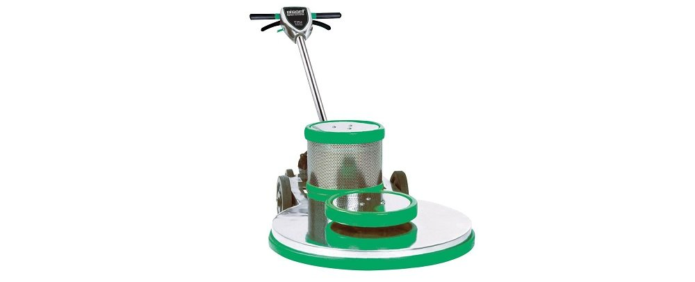 Bissell Big Green 19in.W Burnisher Floor Machine - 1.5 HP, 2000 RPM, Model Number BGDC-19-2000