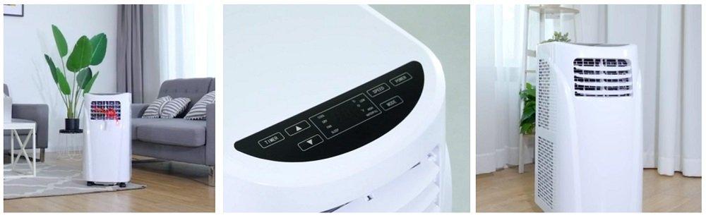 COSTWAY 10000 BTU Air Conditioner (23049-CYPE)
