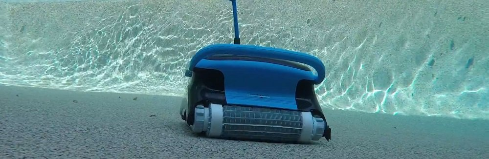 Dolphin Nautilus CC Automatic Robotic Pool Cleaner Review