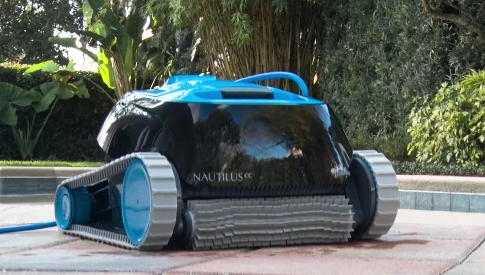 Dolphin Nautilus CC Robotic Pool [Vacuum] Cleaner Review