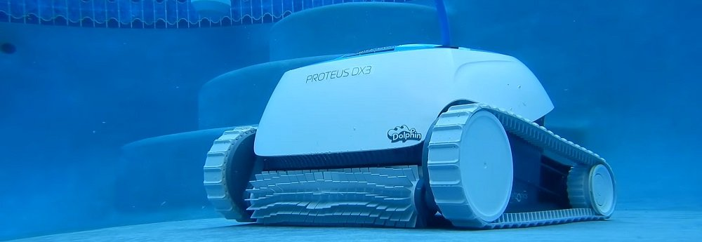 Dolphin Proteus DX3 Pool Cleaner