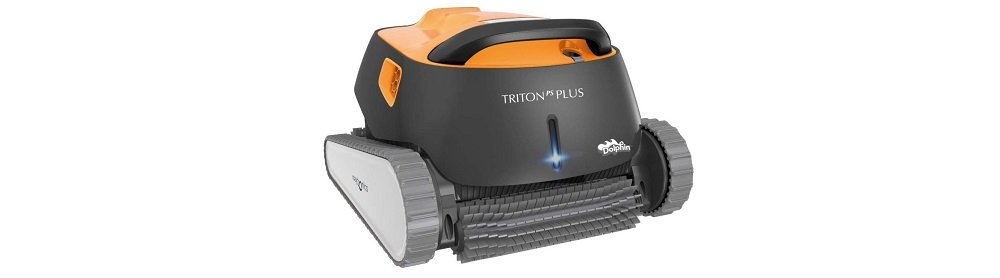 Dolphin Triton PS Plus Automatic Pool Cleaner