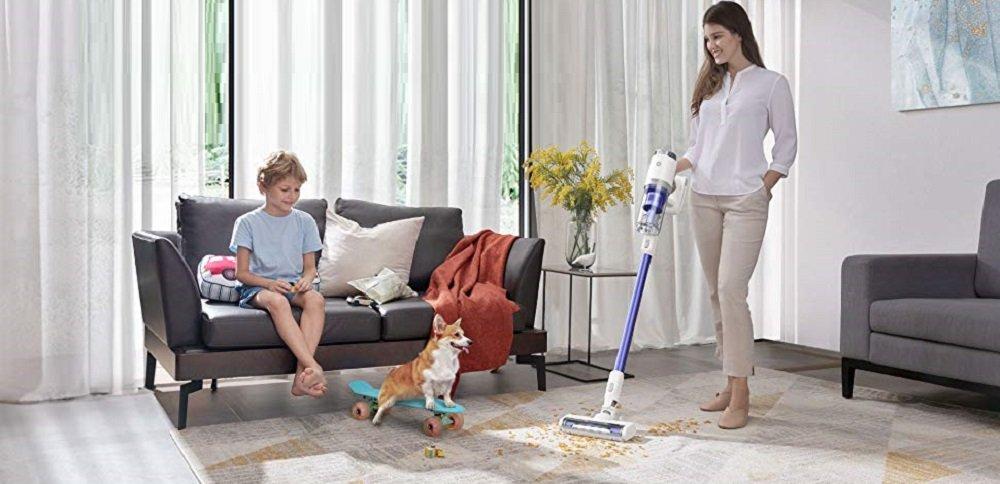 Eufy HomeVac S11 Go Cordless Stick Vacuum
