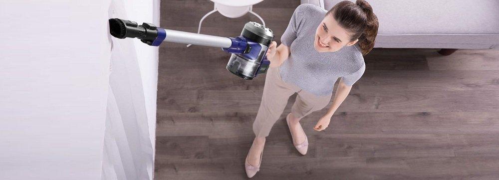 Eureka NEC122 PowerPlush Cordless Vacuum Cleaner