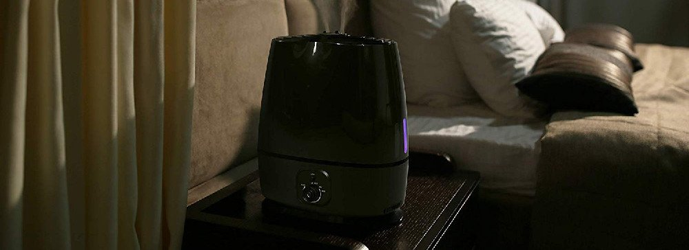 Everlasting Comfort Humidifiers for Bedroom (6L)