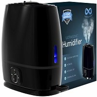 Everlasting Comfort Humidifiers for Bedroom (6L) with Essential Oil Tray