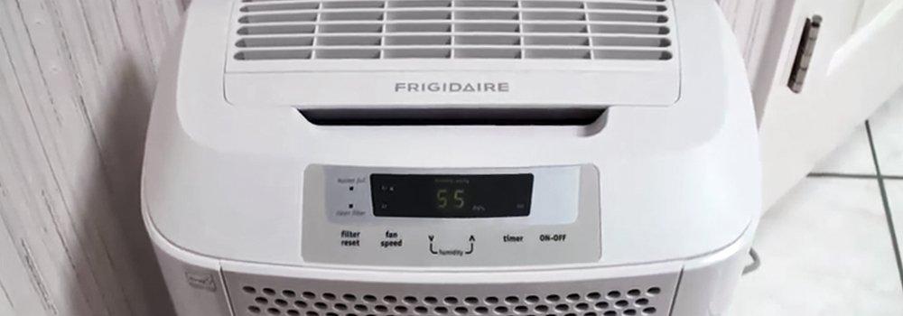 Frigidaire 50-Pint FAD504DWD Dehumidifier
