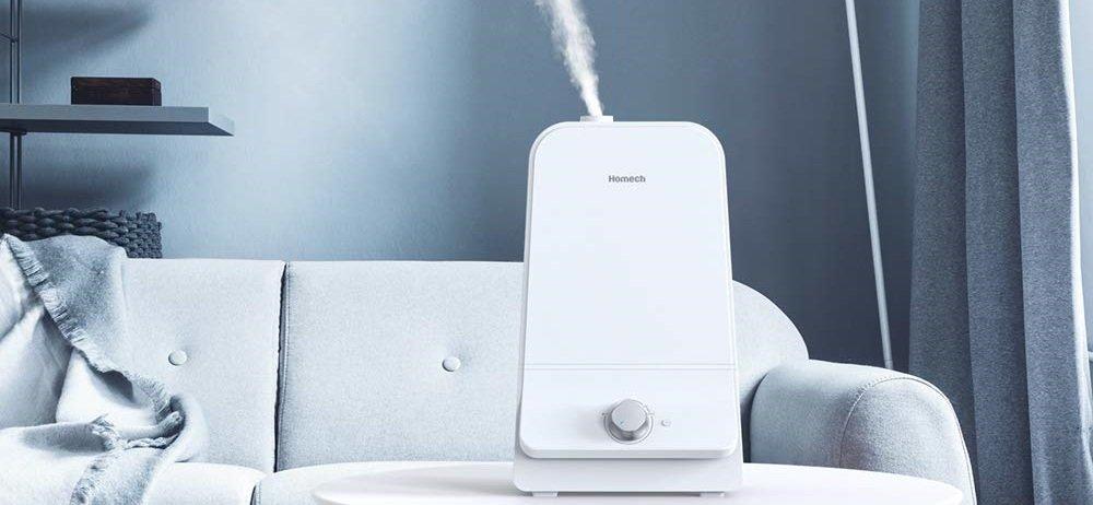 Homech 6L Cool Mist Humidifier