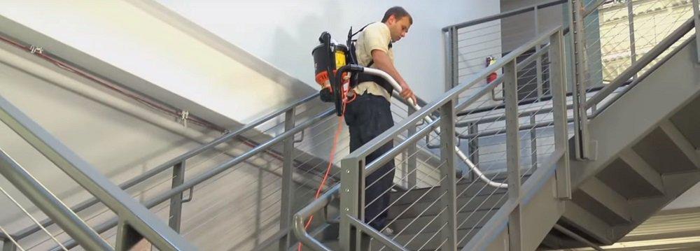 Hoover Shoulder Vac Pro Commercial Backpack Vacuum (C2401)