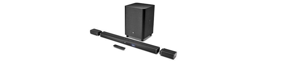 JBL Bar 5.1 4K Ultra HD 5.1-Channel Soundbar Test