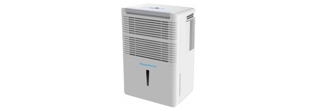 Keystone High Efficiency 70-Pint Dehumidifier