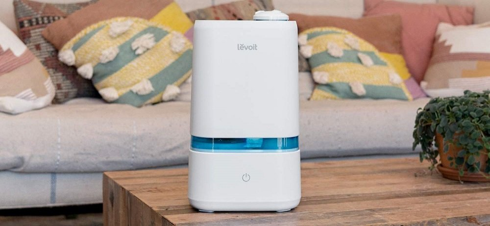 Levoit Humidifier, 4L Cool Mist Ultrasonic Humidifiers for Bedroom