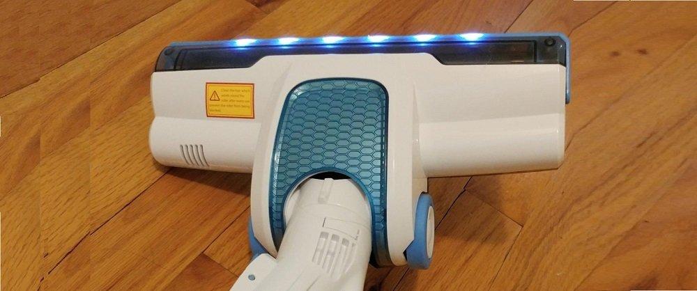 MOOSOO Vacuum Cleaner Corded D601
