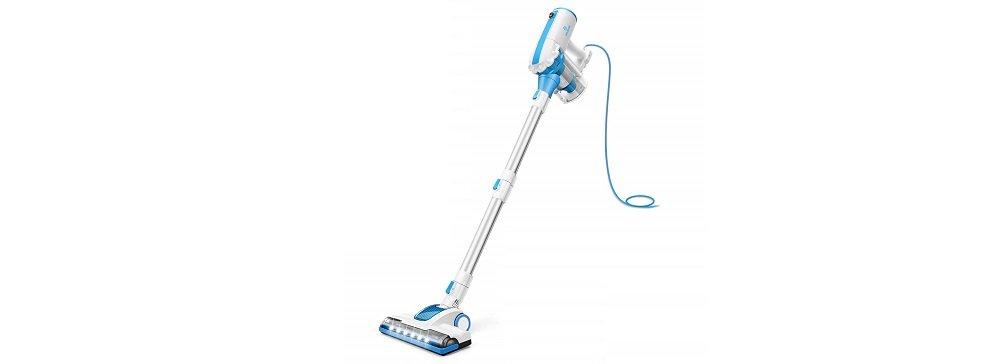 MOOSOO Vacuum Cleaner Corded D601 Review