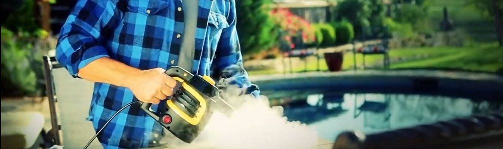 McCulloch MC1230 Handheld Steam Cleaner Review