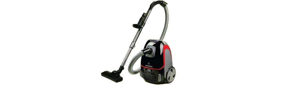 Ovente Electric Canister Vacuum ST1600B