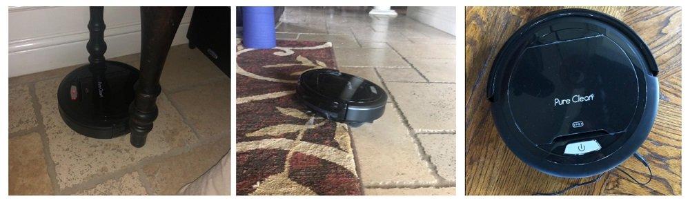 Pure Clean Robot_Vacuum Cleaner HEPA Filter