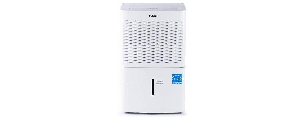 TOSOT 1,500 Sq. Ft. 30 Pint Dehumidifier Review