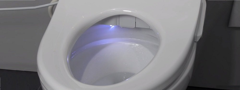 TOTO C100 WASHLET Electronic Bidet Toilet Seat Review