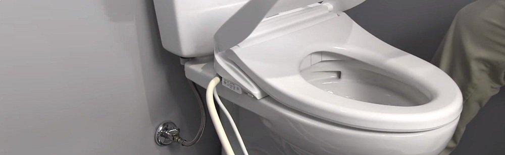 TOTO C100 WASHLET Bidet Toilet Seat