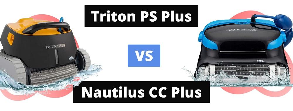 Triton PS Plus vs Nautilus CC Plus