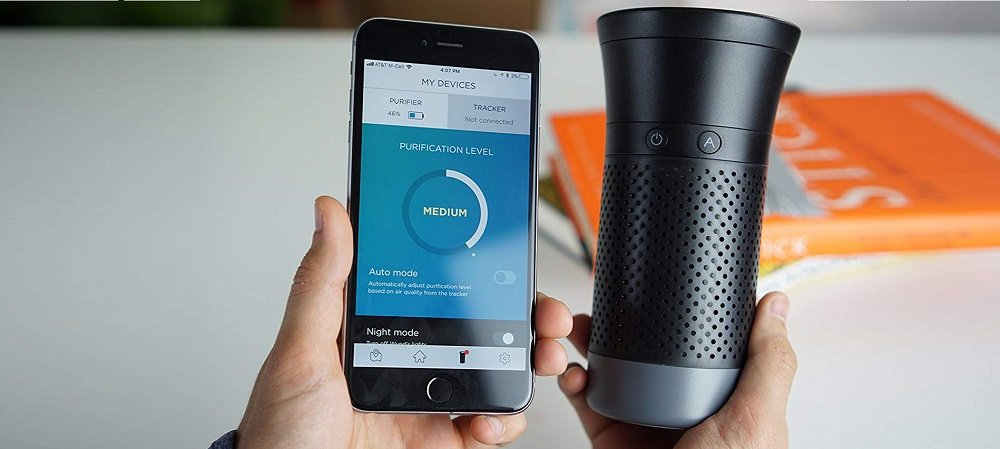 Wynd Essential - Personal Mini Air Purifier Review