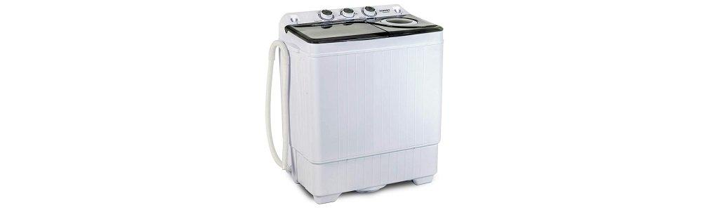KUPPET Compact Twin Tub Portable Mini Washing Machine Review