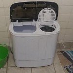 SUPER DEAL Portable Twin Tub Washer